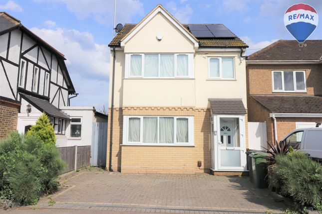 Thumbnail Terraced house for sale in Sewardstone Road, Chingford