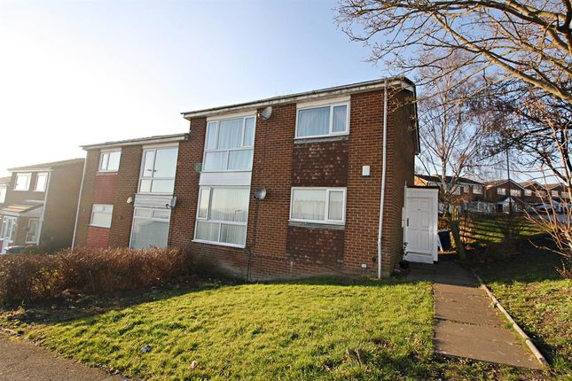 Thumbnail Flat to rent in Combe Drive, Newcastle Upon Tyne