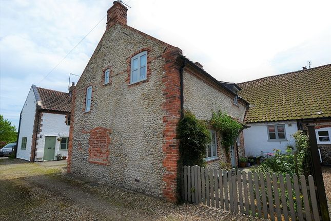 Thumbnail Semi-detached house for sale in Pearsons Road, Holt, Norfolk.