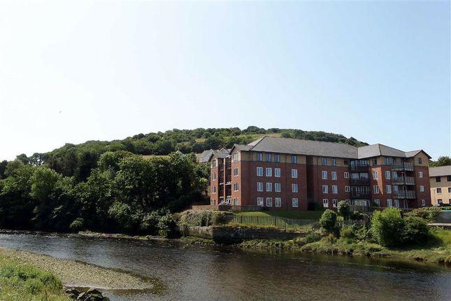 Thumbnail Flat for sale in Plas Yr Afon, Aberystwyth, Ceredigion