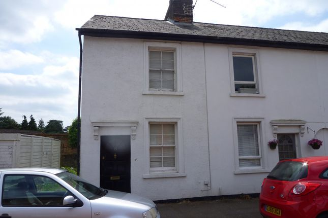 Thumbnail End terrace house to rent in Bradbourne Road, Sevenoaks