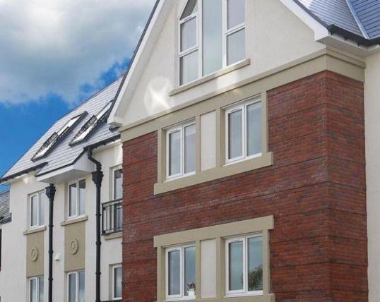 Thumbnail Flat to rent in Royal Building, Main Road, Onchan