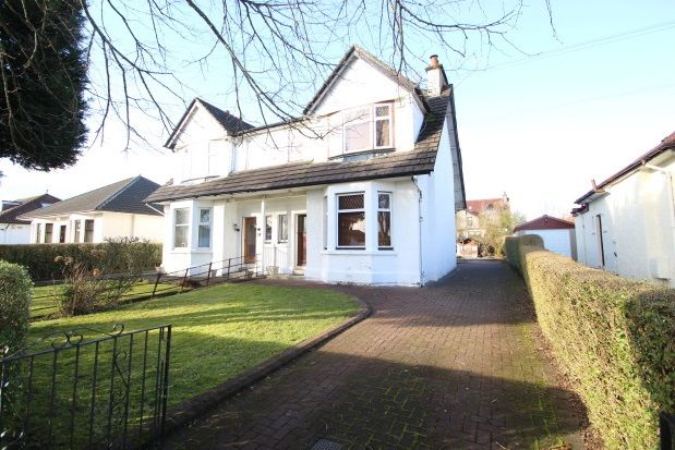 Thumbnail Semi-detached house to rent in Netherdale Drive, Paisley