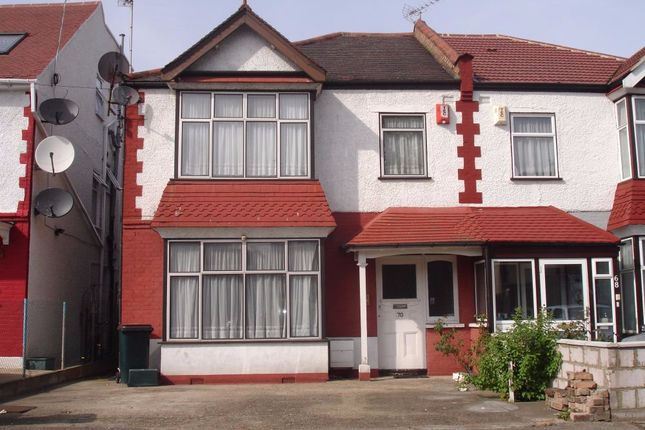 Thumbnail Semi-detached house to rent in Bowrons Avenue, Wembley