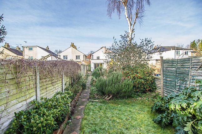 Garden of Spreighton Road, West Molesey KT8