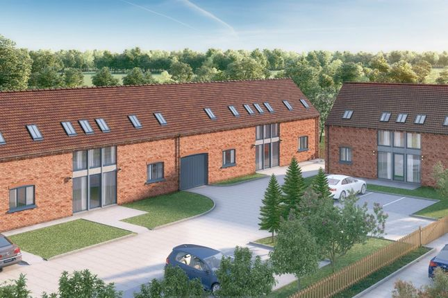 Thumbnail Link-detached house for sale in Pickford Green Lane, Allesley, Coventry
