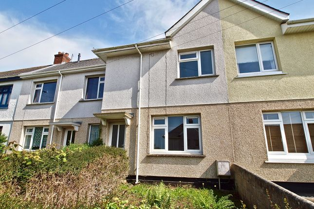 Thumbnail Terraced house for sale in The Glebe, Camborne