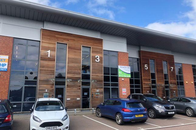 Thumbnail Office to let in Poplars Court, Nottingham