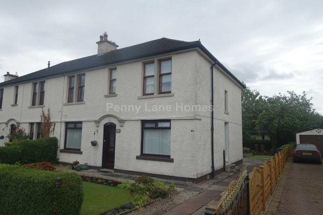 Thumbnail Cottage for sale in Bridge Of Weir Road, Linwood, Paisley