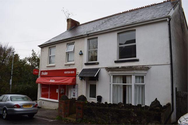 Thumbnail Semi-detached house to rent in Southward Lane, Newton, Swansea