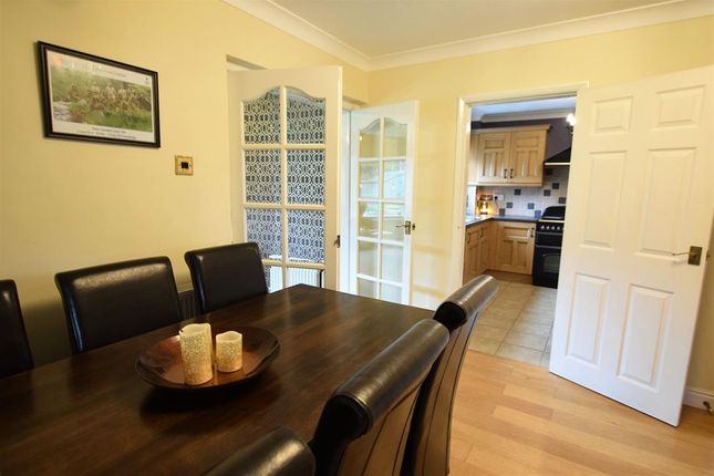 Dining Room of Charterhouse Drive, Scunthorpe DN16