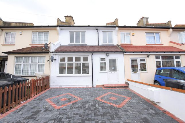 Thumbnail Terraced house to rent in Nutfield Road, Thornton Heath