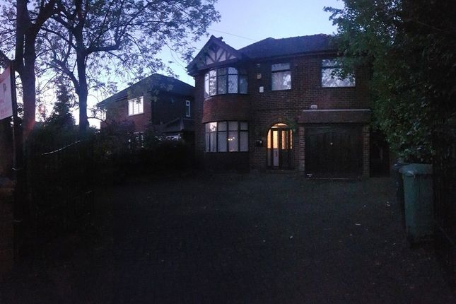 Thumbnail Detached house to rent in Styal Road, Heald Green