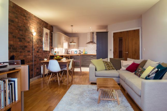 Thumbnail Flat for sale in Royal Mills, Manchester