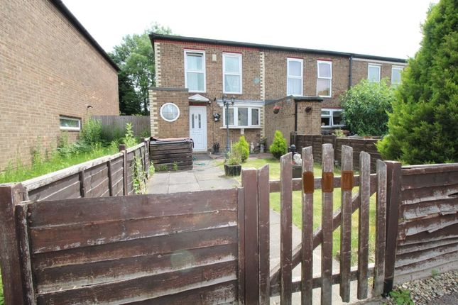 Thumbnail Terraced house to rent in Canterbury Way, Stevenage