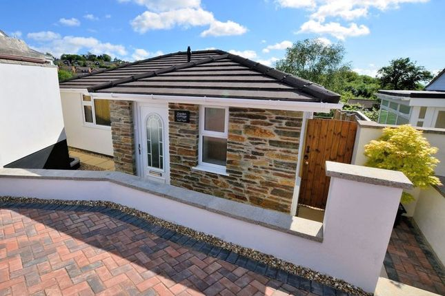 Thumbnail Detached bungalow for sale in Trentham Close, Plymouth