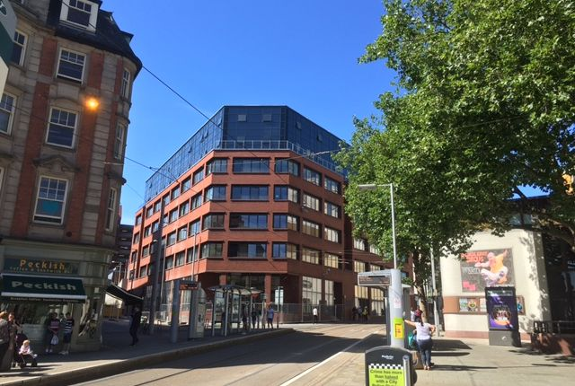 Thumbnail Leisure/hospitality to let in Unit 2 Hydrogen, Goldsmith Street, Nottingham