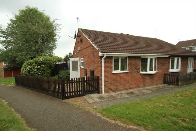 Thumbnail Bungalow to rent in Stoneywell Road, Leicester
