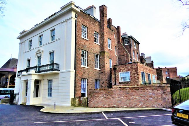 Thumbnail Flat to rent in St. Leonards Place, York