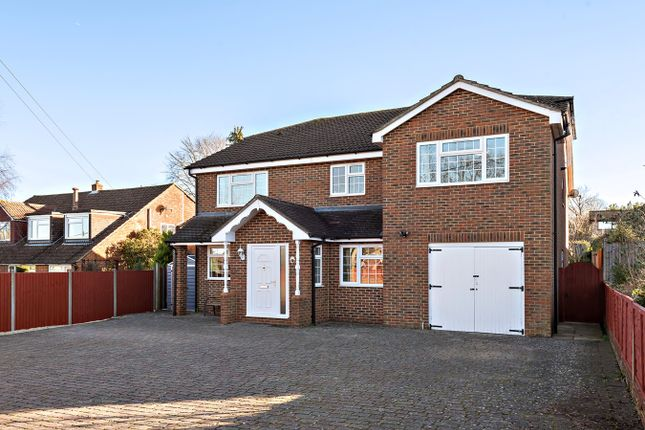Thumbnail Detached house for sale in Kempshott Lane, Basingstoke