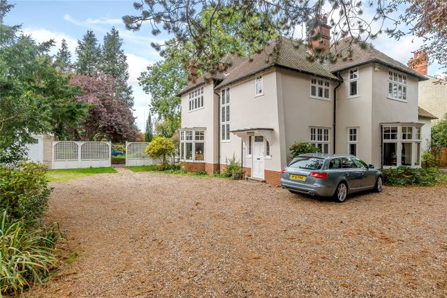 Thumbnail Detached house for sale in Hills Road, Cambridge