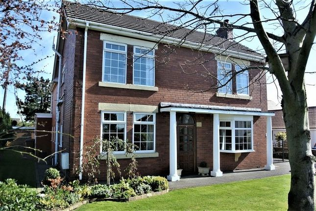 Thumbnail Detached house for sale in Poplar Grove, Forest Town, Mansfield