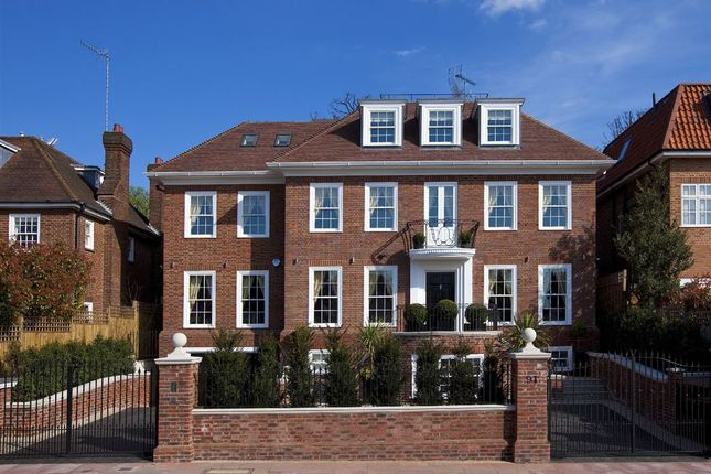 Thumbnail Property for sale in West Heath Road, Hampstead