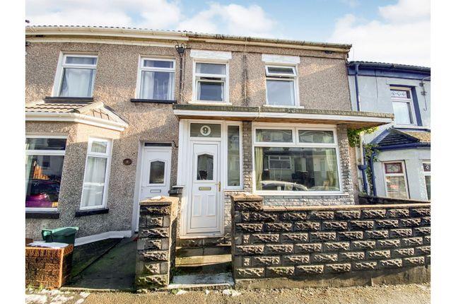3 bed terraced house for sale in Kingsland Terrace, Pontypridd CF37