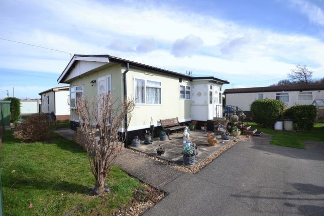 Property For Sale In Dunton Mobile Home Park Lower Road Brentwood