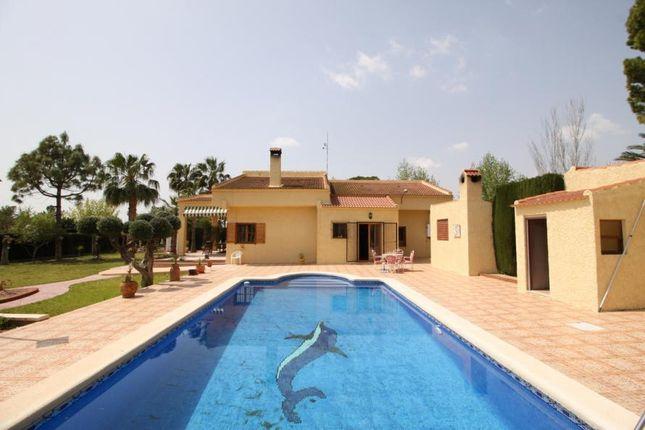 Thumbnail Villa for sale in 03340 Albatera, Alicante, Spain