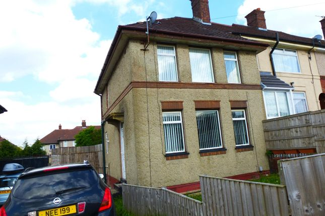 Thumbnail Semi-detached house to rent in Northern Avenue, Sheffield