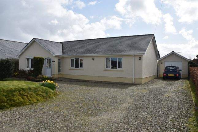 Thumbnail Detached bungalow for sale in Penrhiwllan, Llandysul