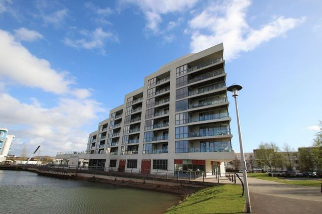 Thumbnail Flat for sale in Harbour Road, Portishead, Bristol