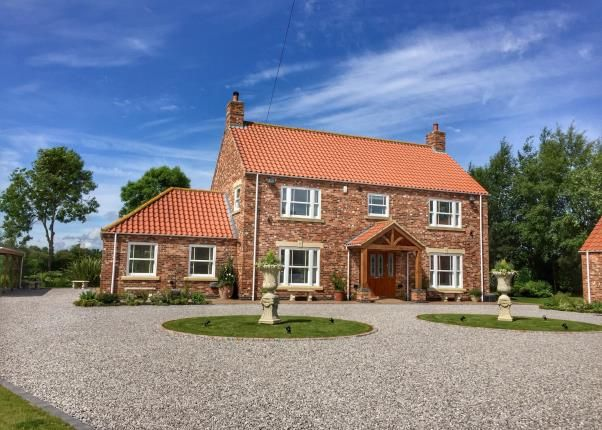 Thumbnail Detached house for sale in Church Lane, Keddington, Louth, Lincolnshire
