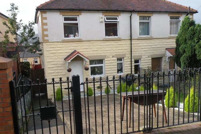 Thumbnail Semi-detached house to rent in The Oval, Newcastle Upon Tyne