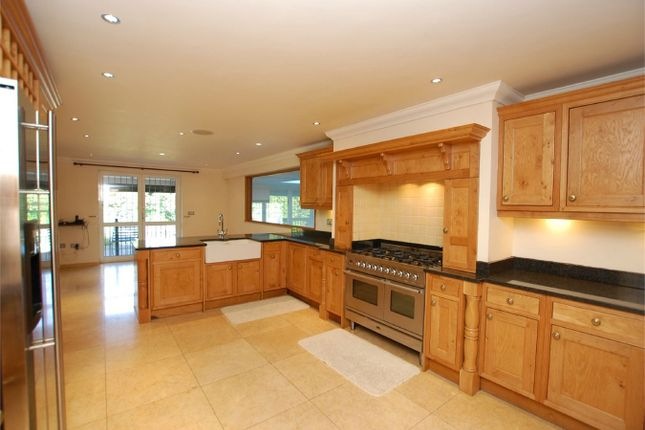 Thumbnail Detached house for sale in Chelsfield Hill, Orpington