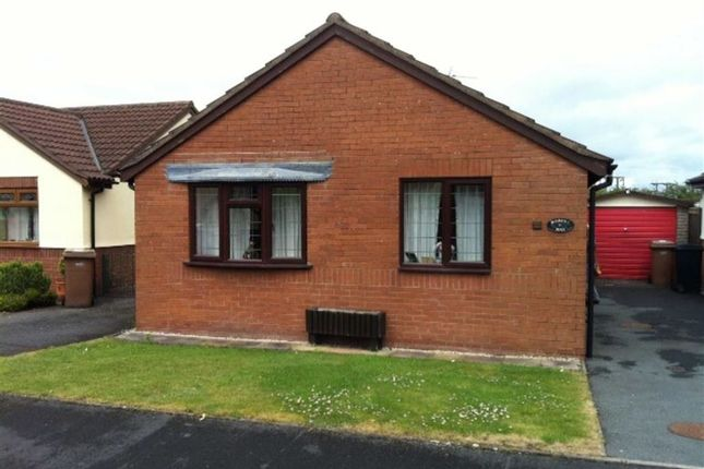 Thumbnail Detached bungalow to rent in Maplehurst Drive, Oswestry