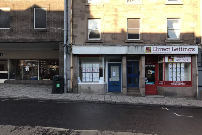 Thumbnail Retail premises for sale in 48 West High Street, Forfar
