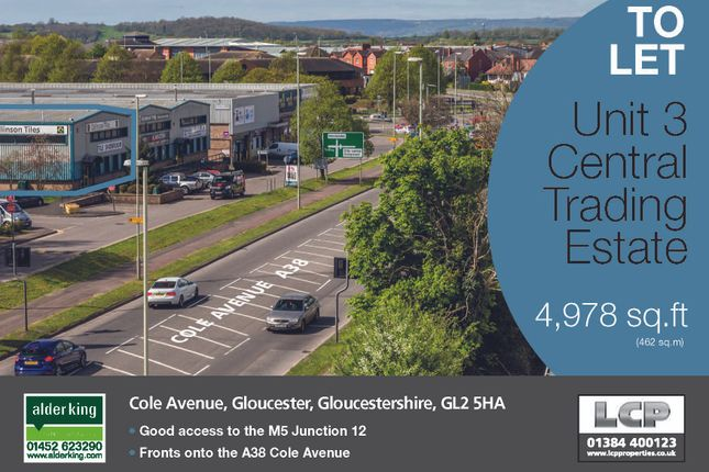 Quedgeley west business park bristol road hardwicke gloucester thumbnail industrial to let in central trading estate cole avenue gloucester reheart Image collections