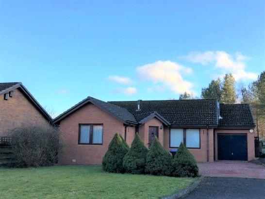 Thumbnail Bungalow to rent in Glenoran, Tweedbank, Galashiels