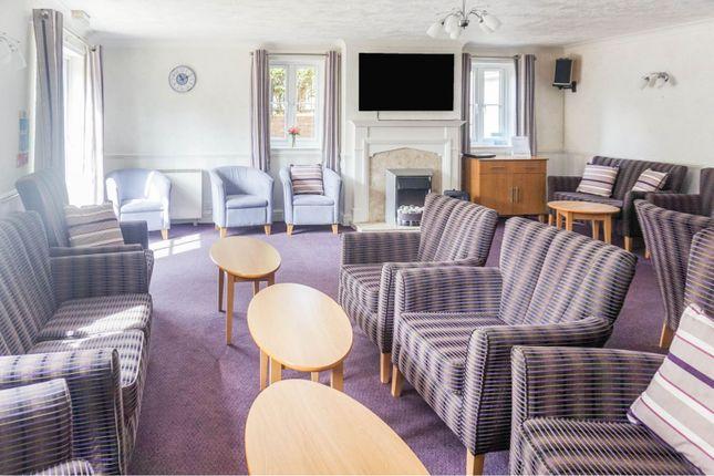 Communal Lounge of Albion Place, Northampton NN1