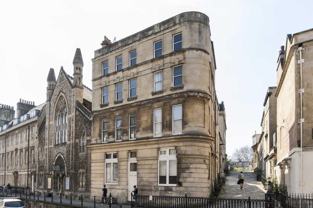 Thumbnail Flat to rent in Hay Hill, Bath