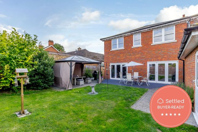 Thumbnail Detached house for sale in Old North Road, Royston, Hertfordshire