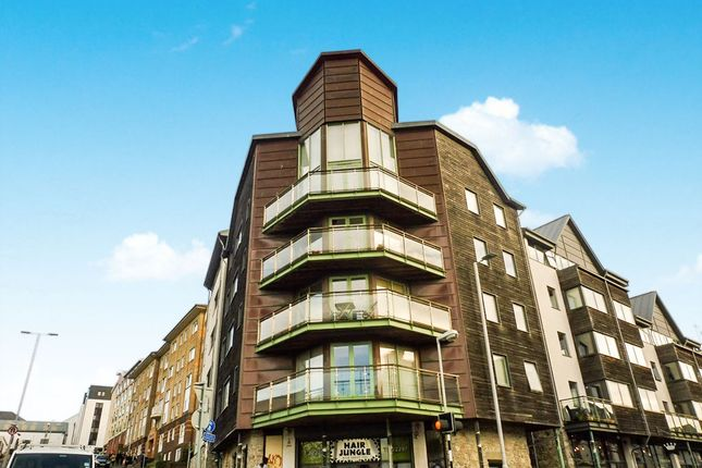 Thumbnail Flat for sale in Ebrington Street, Plymouth
