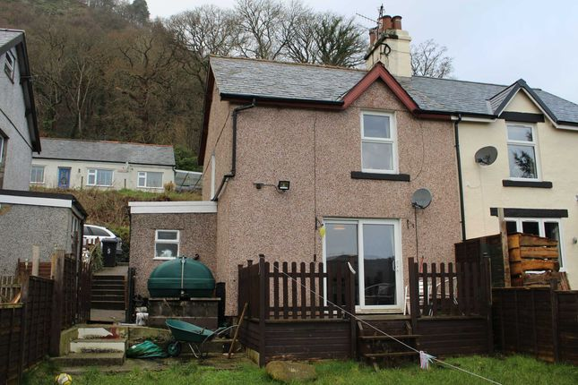 3 bed semi-detached house to rent in Hillside Cottages, Dolgarrog, Conwy LL32