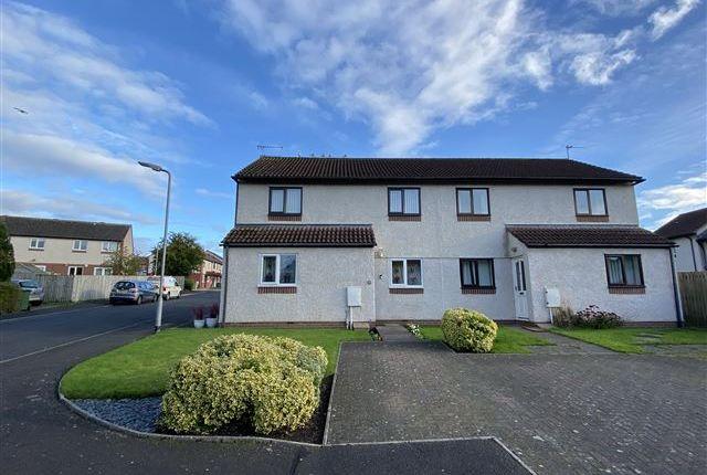 2 bed flat for sale in Sunningdale Close, Carlisle, Cumbria CA3