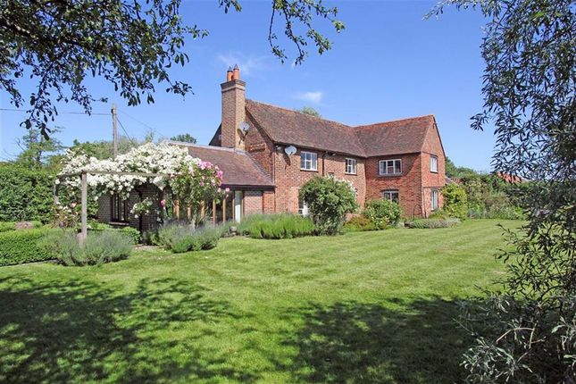 Thumbnail Detached house for sale in Chapmore End, Ware