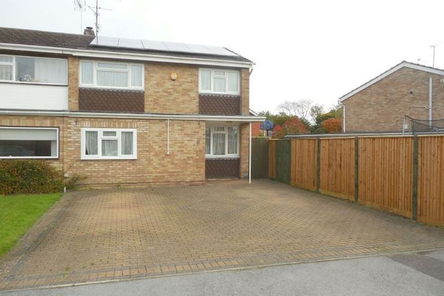 3 bed end terrace house for sale in Logan Close, Tilehurst, Reading