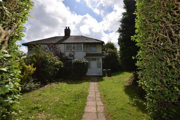 Thumbnail Semi-detached house to rent in New Chester Rd, Bromborough, Wirral