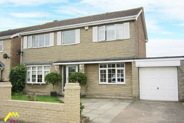Thumbnail Detached house for sale in Goodison Boulevard, Cantley, Doncaster, Doncaster